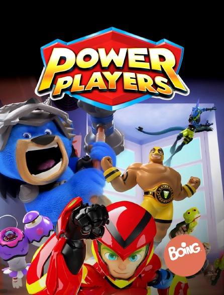 Boing - Power Players