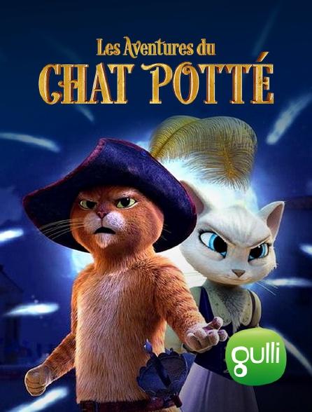 Gulli - Les aventures du Chat Potté