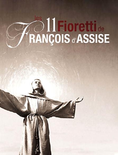 Les onze fioretti de François d'Assise