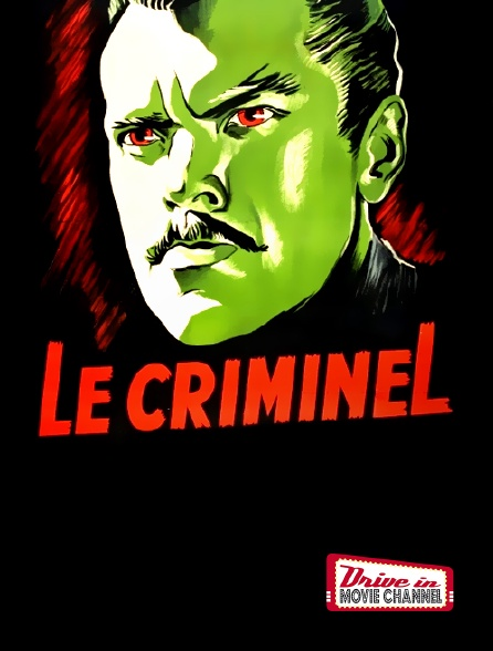 Drive-in Movie Channel - Le criminel