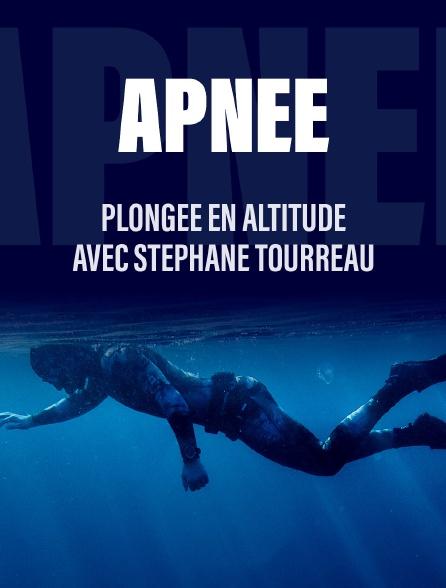 Plongée En Altitude Avec Stéphane Tourreau