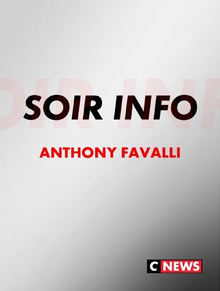 CNEWS - Soir info