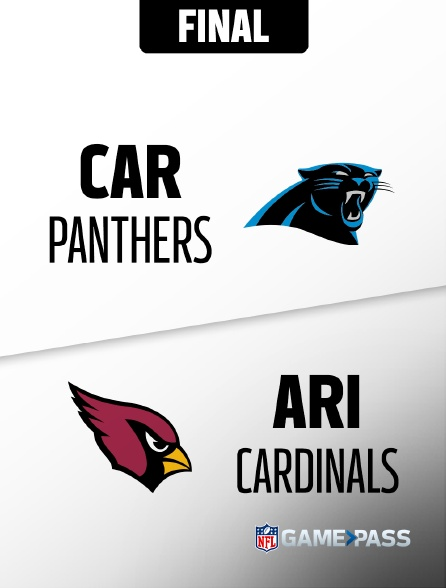 NFL 10 - Panthers - Cardinals