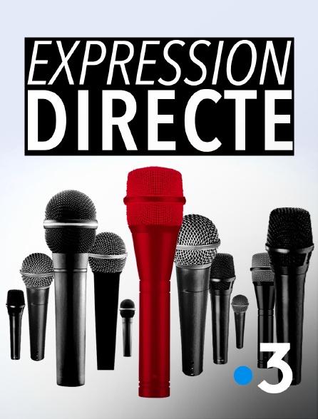 France 3 - Expression directe