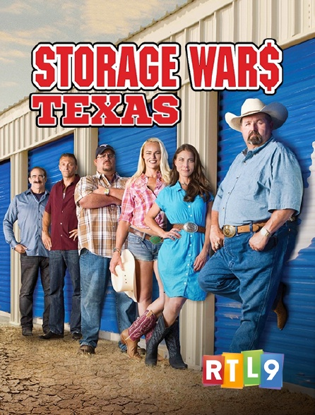 RTL 9 - Storage Wars : Texas
