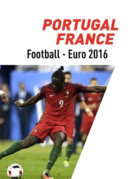Football : Euro 2016 : La finale : Portugal / France