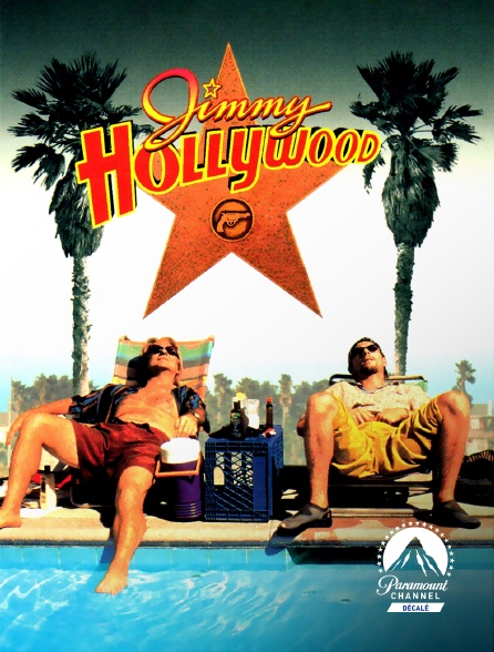 Paramount Channel Décalé - Jimmy hollywood