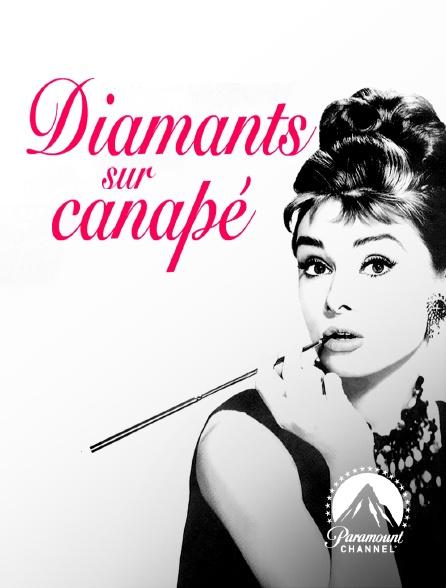 Paramount Channel - Diamants sur canapé