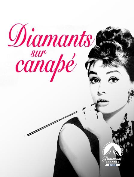 Paramount Channel Décalé - Diamants sur canapé