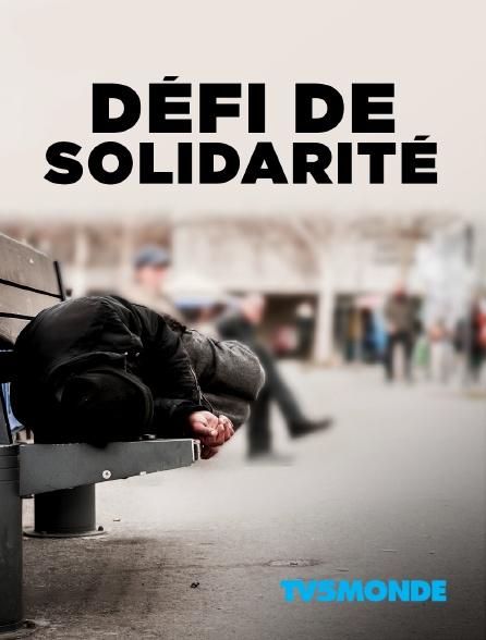 TV5MONDE - Défi de solidarité
