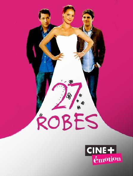 Ciné+ Emotion - 27 robes