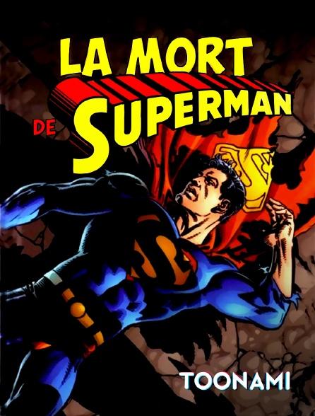 Toonami - La mort de Superman
