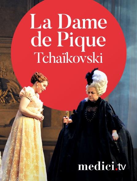 Medici - Tchaïkovski, La Dame de Pique - Michael Boder, Gilbert Deflo - Misha Didyk, Emily Magee, Ludovic Tézier… - Gran Teatre del Liceu