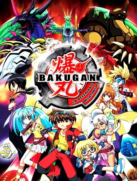 Bakugan, la déferlante Mechtanium