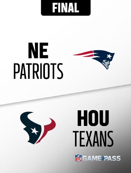 NFL 12 - Patriots - Texans