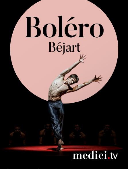 Medici - Boléro, Béjart - Musique de Ravel - Maïa Plissetskaïa, Ballet Théâtre du XXe siècle