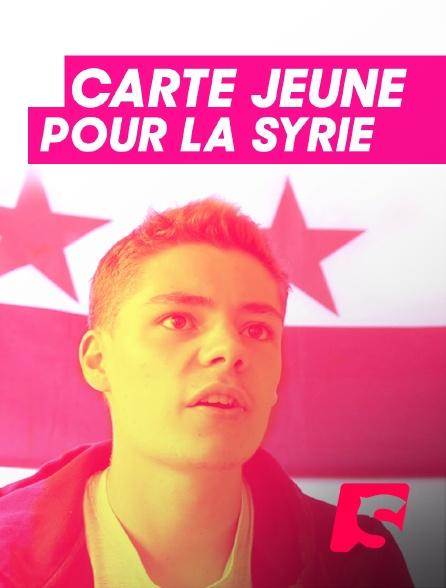 Spicee - Carte jeune pour la Syrie