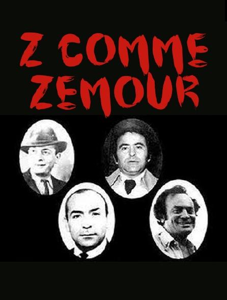 Z comme Zemour