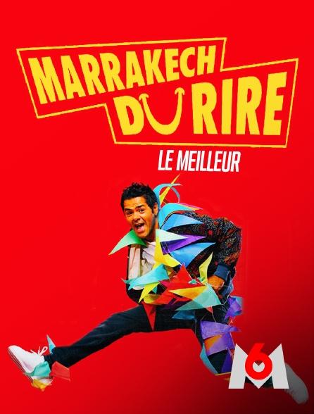 M6 - Le meilleur du marrakech du rire
