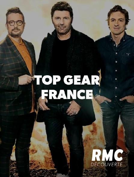 RMC Découverte - Top Gear France