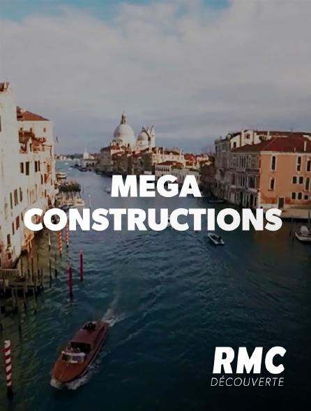 RMC Découverte - Méga constructions en replay