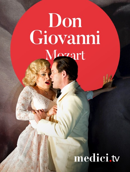 Medici - Mozart, Don Giovanni - Vladimir Jurowski, Jonathan Kent - Gerald Finley, Luca Pisaroni, Kate Royal… - Glyndebourne Festival