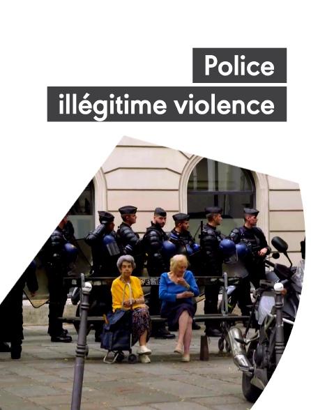 Police illégitime violence
