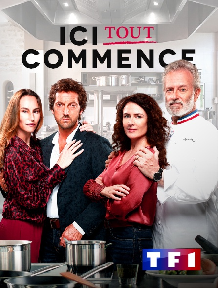 TF1 - Ici tout commence