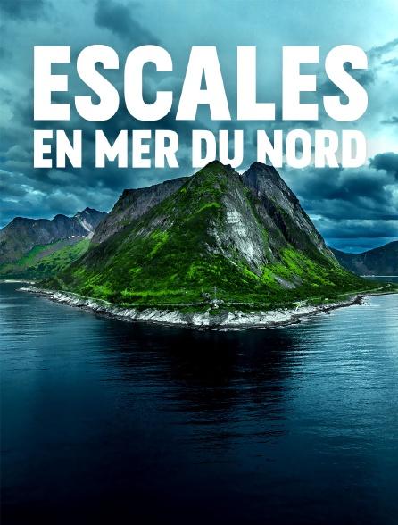 Escales en mer du Nord