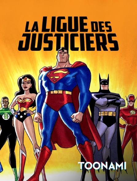 Toonami - Justice League