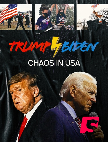 Spicee - Trump - Biden : chaos in USA