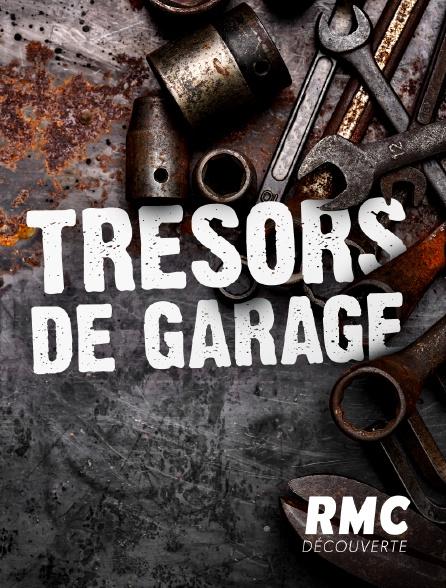 RMC Découverte - Trésors de garage