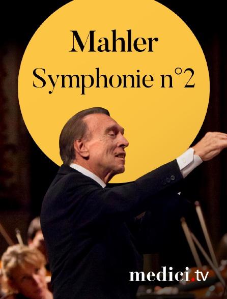 Medici - Mahler, Symphonie n°2 - Claudio Abbado, Lucerne Festival