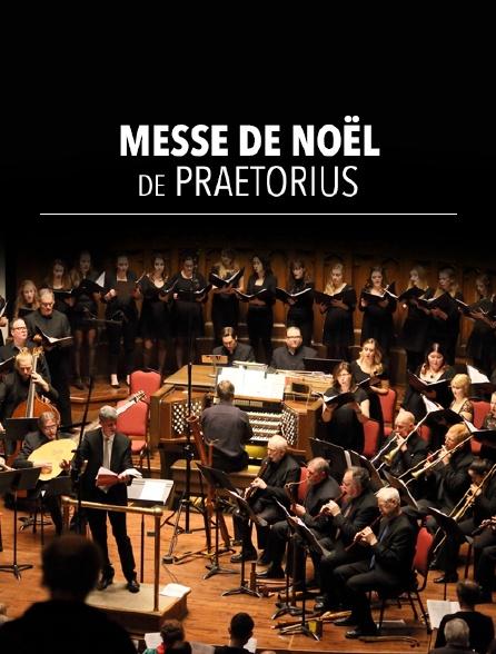 Messe de Noël de Praetorius