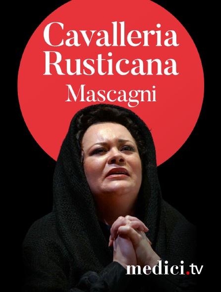 Medici - Mascagni, Cavalleria Rusticana - Violeta Urmana, Jesús Lopez Cobos, Giancarlo del Monaco, Teatro Real Madrid