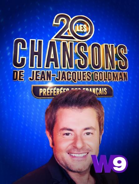W9 - Les 20 chansons de Jean-Jacques Goldman préférées des Français