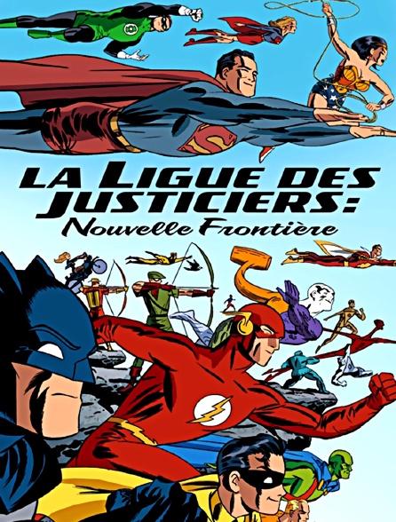 La ligue des Justiciers : nouvelle frontière