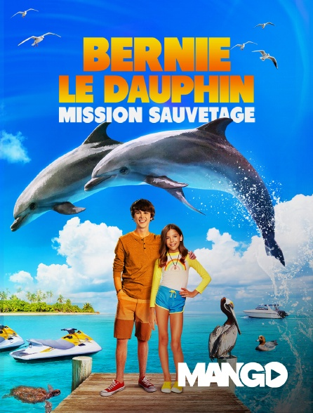 Mango - Bernie Le Dauphin : Mission Sauvetage