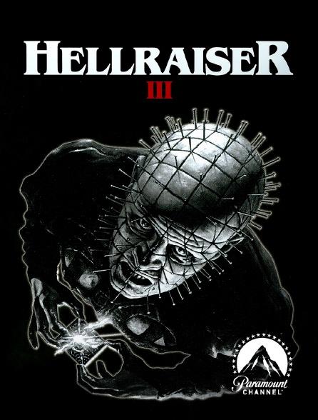 Paramount Channel - Hellraiser III