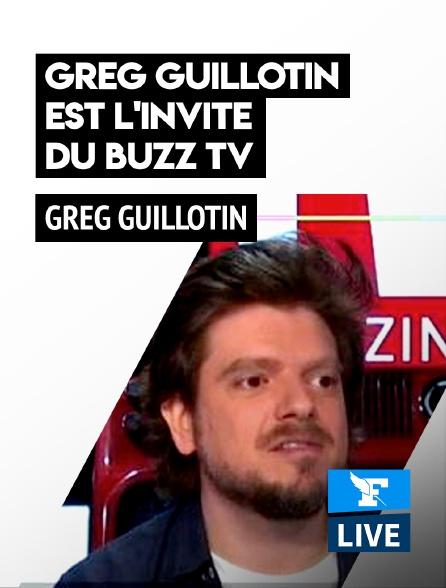 Figaro Live - Greg Guillotin est l'invité du Buzz TV