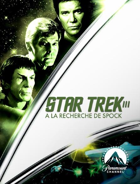 Paramount Channel - Star trek iii : à la recherche de spock