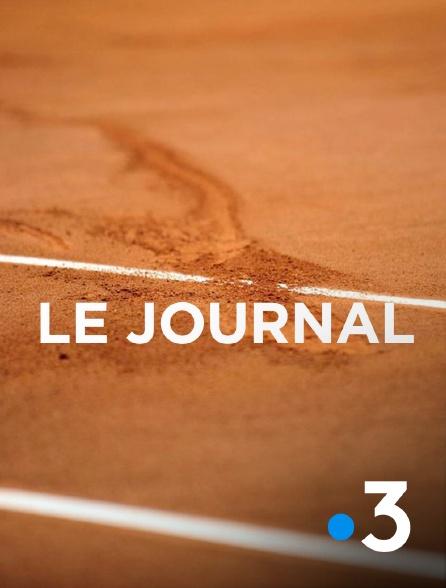 France 3 - Le journal de Roland Garros