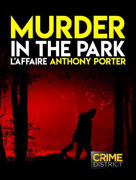 Crime District - Murder in the Park : l'affaire Anthony Porter