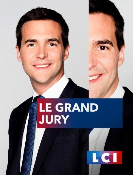 LCI - La Chaîne Info - Le Grand Jury