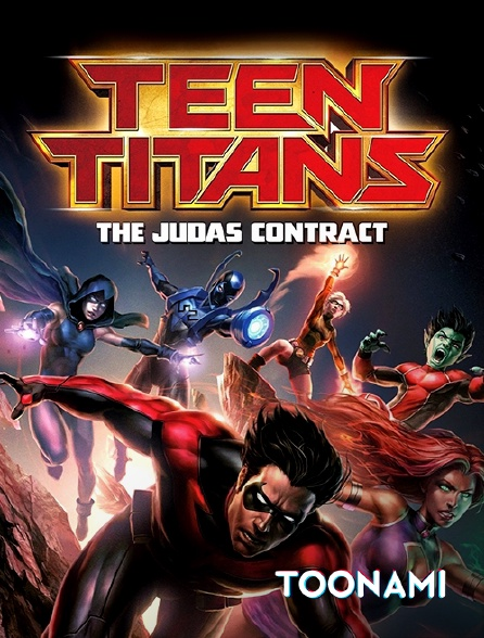 Toonami - Teen Titans : The Judas contract