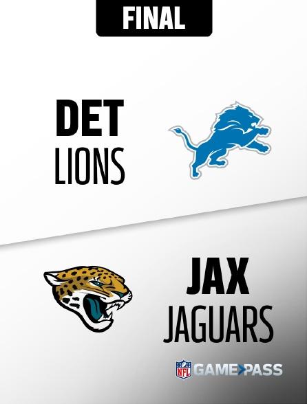 NFL 04 - Lions - Jaguars