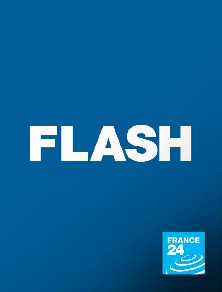 France 24 - Flash en replay