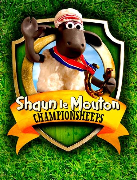Shaun le mouton: Championsheeps