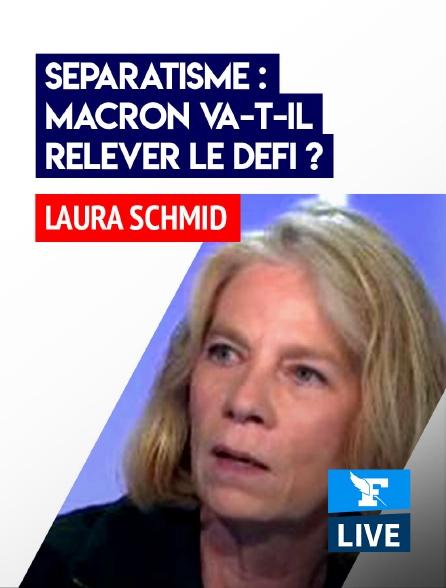 Figaro Live - Séparatisme: Macron va-t-il relever le défi?