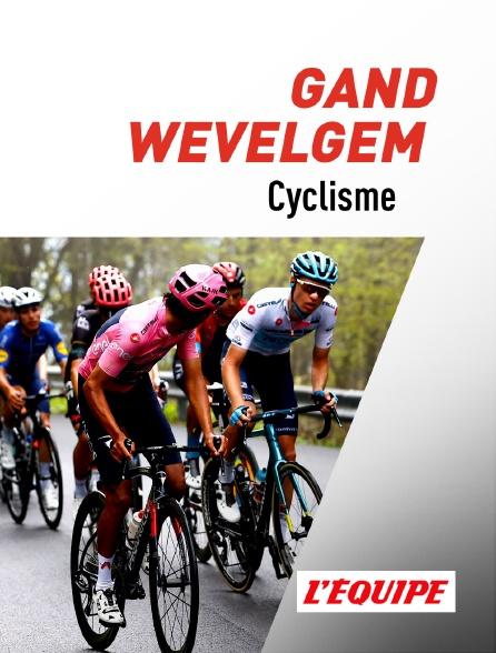 L'Equipe - Cyclisme : Gand-Wevelgem